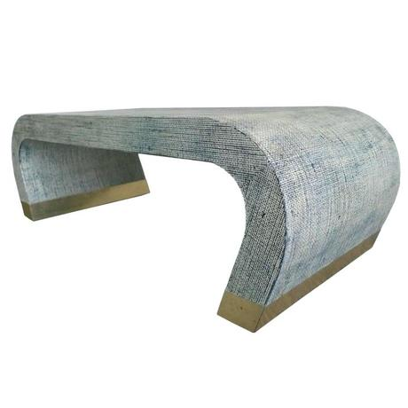 linen wrapped coffee table style linen wrapped coffee table at pertaining to linen wrapped coffee table