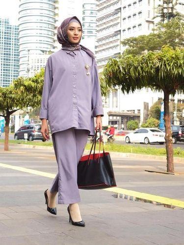 Tips Gampang Pilih Busana Muslim Untuk Interview Kerja