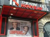 Compromis théâtre Nouveautés