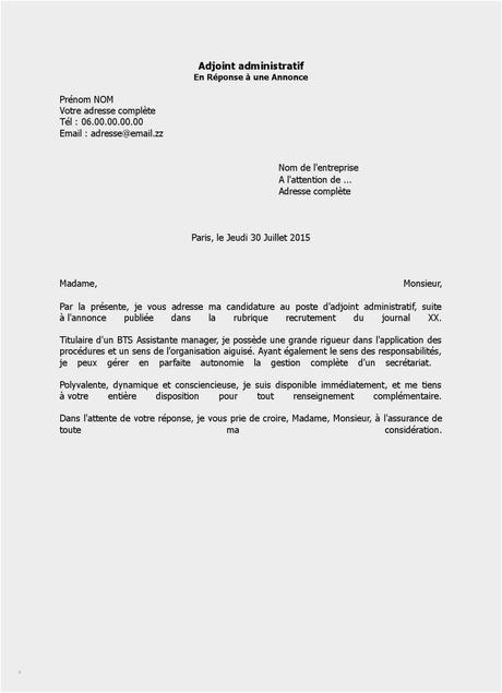 mail d'acceptation de poste - Paperblog
