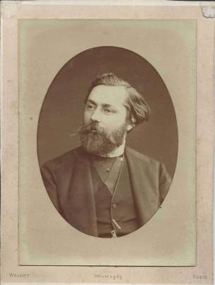 Leopold Armand Hugo recto