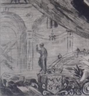 Leopold Hugo pendant venitien 1861 venise