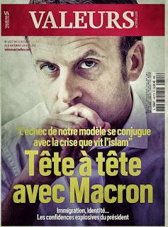 Les valeurs actuelles de Macron - 651ème semaine politique