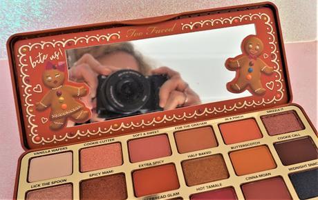 Avec la Gingerbread Extra Spicy de Too Faced, ça sent déjà Noël !