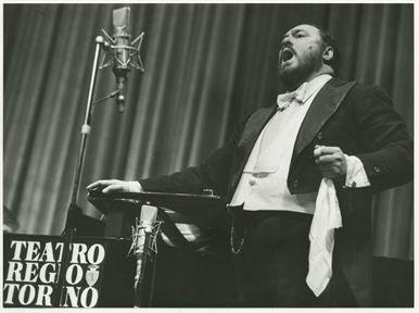 PAVAROTTI de Ron Howard