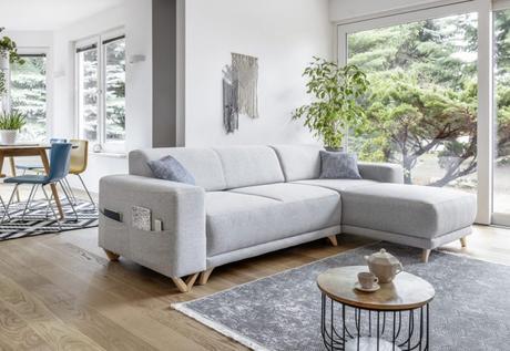 comment bien choisir son canapé lit coffre convertible angle scandinave design pas cher