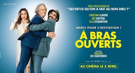 Cinéma : A bras Ouverts (2017)