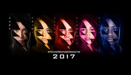 Cinéma : Power Rangers (2017)