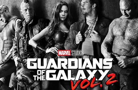 Cinéma : Les Gardiens de la Galaxie Vol.2 (2017)