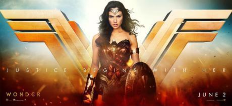 Cinéma : Wonder Woman (2017)