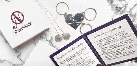 Personnalisé ses bijoux avec ONecklace  Idées Cadeaux Fête des mères