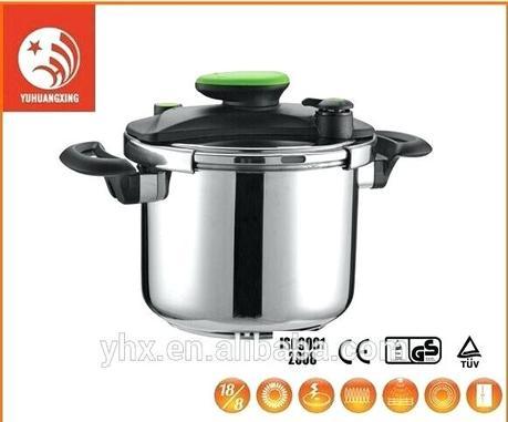 hawkins stainless steel pressure cooker hawkins futura stainless steel pressure cooker 3 litres
