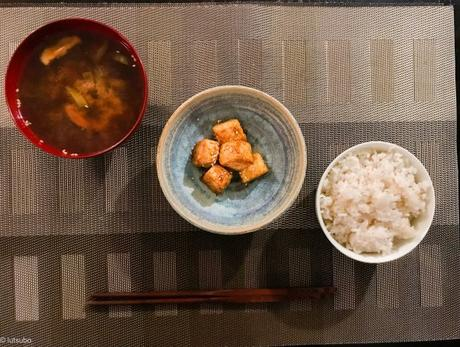 Japan Express – Tofu croustillant et caramélisé