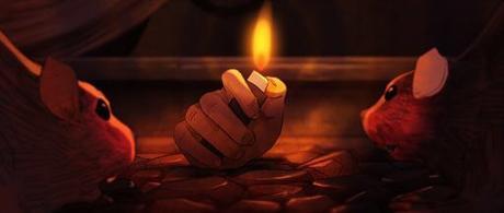 Film d'Animation J'ai Perdu Mon Corps