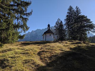 Mittenwald Herbst 2019 - 8 Bilder