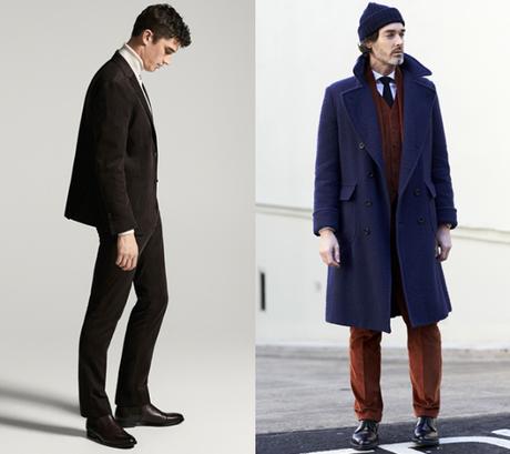 Comment porter le velours avec style