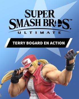 Super Smash Bros. Ultimate: Rendez-vous demain pour découvrir Terry Bogard en action!