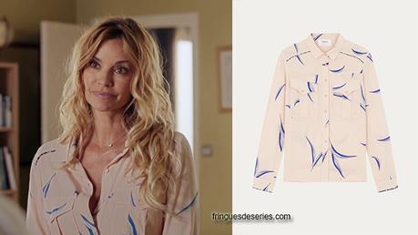 DEMAIN NOUS APPARTIENT : la chemise de Chloé dans l'épisode 587
