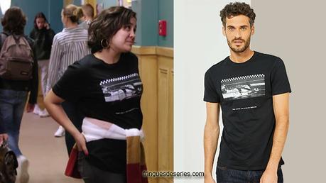 DEMAIN NOUS APPARTIENT : le t-shirt de Noor (ou de Jules) dans l'épisode 589