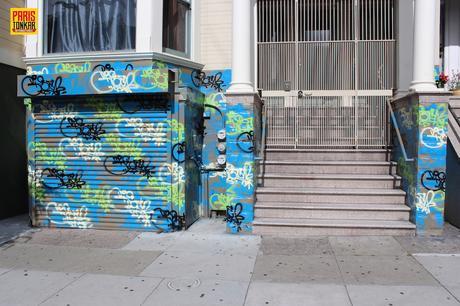 Graffiti à San Francisco #3