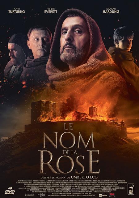 [CONCOURS] : Gagnez votre coffret DVD de la série Le Nom de la Rose !