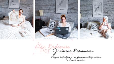 Etre Radieuse: Un blogue lifestyle pour femmes entrepreneures?