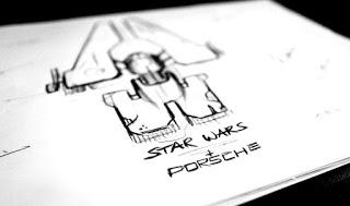 Le design Porsche. The Rise of Skywalter.