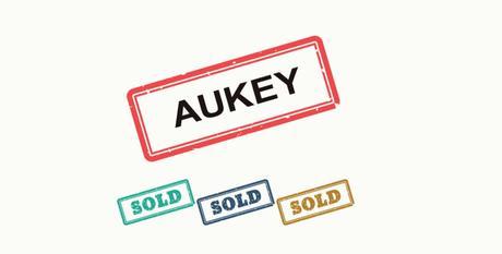 Bons Plans du 7 Novembre chez Aukey