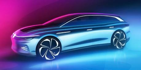 VW ID.Space Vizzion: le retour du break ?