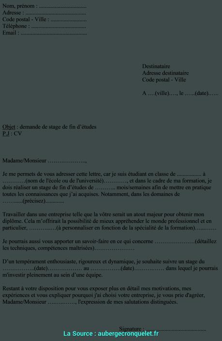 Qualifié Exemple Lettre De Demission Iut Exemple Lettre De ...