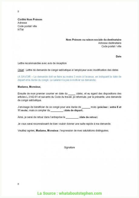 Complexe Exemple Lettre De Demission Iut Lettre De Démission ...