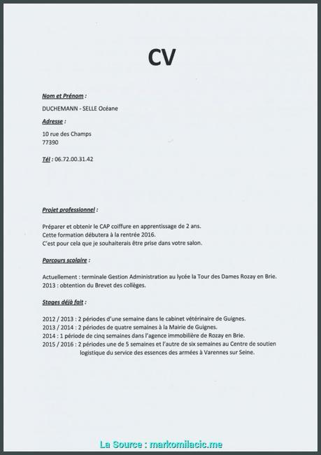Qualifié Lettre De Motivation Pour, Patisserie En Alternance ...