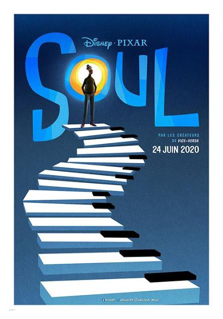 Première bande annonce VF pour Soul de Pete Docter