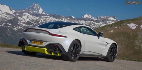 Résultats Aston Martin 2019 Q3: le cas Vantage