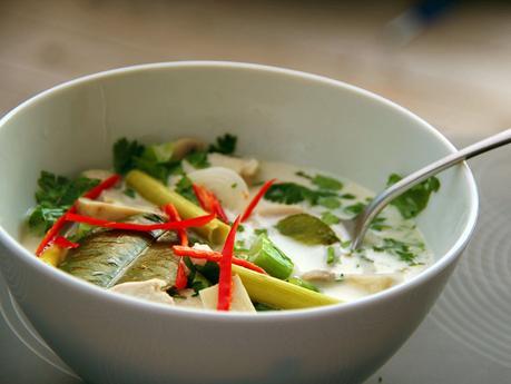 La soupe Tom Kha Gaï : ma recette ultra facile
