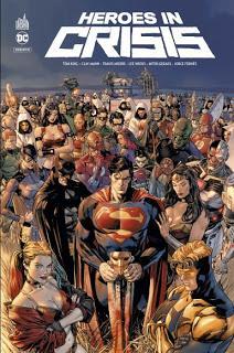 HEROES IN CRISIS : LES HEROS EN PLEINE CRISE (DE NERF)