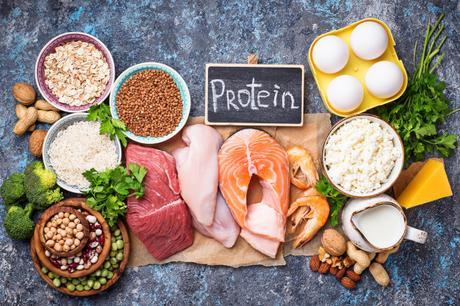 régimes hyper protéines