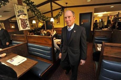 Etats-Unis : Bloomberg envisage d'entrer dans la course à l'investiture démocrate