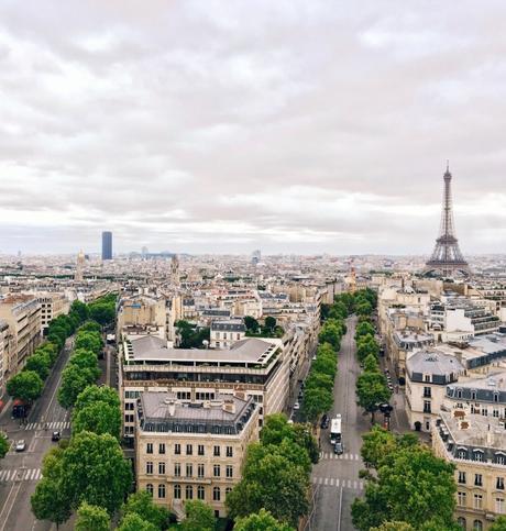 immeuble haussmannien histoire architecturale paris place étoile hotel particulier