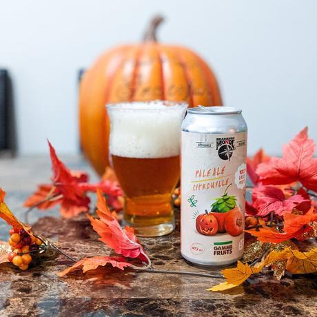 #Vindredi: bière à la citrouille pour un 5 à 7 d'automne