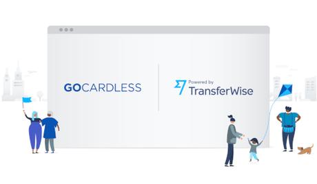 Partenariat GoCardless + TransferWise
