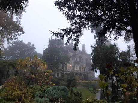 Portugal Quinta da Regaleira (Sintra)