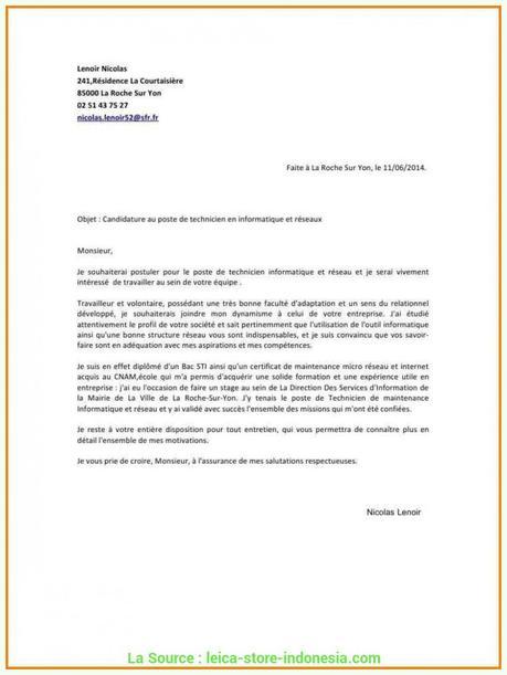 Achevée Exemple Lettre De Motivation Esthéticienne Spa ...