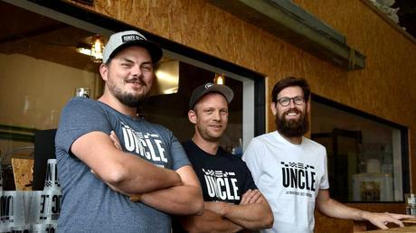Dezzig x Brasserie Uncle : une bière en édition limitée !