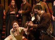 Lucia Lammermoor l'Opéra Montréal, Fille tambour-major bouffe Québec lancement d'Offenbach, mode d'emploi Louis Bilodeau Paris