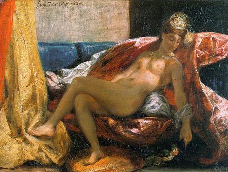 La Fille aux yeux d'or. Honoré de Balzac - le roman, 1835. Jean Gabriel Albicocco - le film, 1961