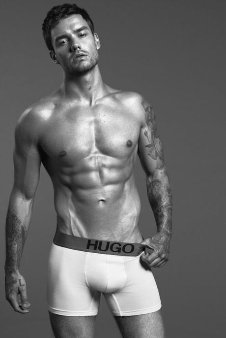 SEXY : les sous-vêtements HUGO de Liam Payne