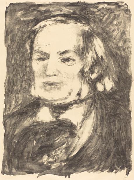 Ce portrait peint par Renoir que Wagner n'aimait pas. Echos de la presse française.
