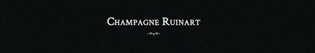 Qui veut une coupe de Champagne Ruinart?