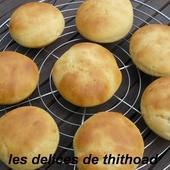 beignets rapides au four - Le blog de lesdelicesdethithoad